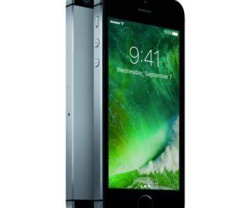 32GB Apple iPhone SE Prepaid StraightTalk Phone on sale for $55.49