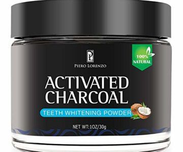 Natural Activated Coconut Charcoal Teeth Whitening Powder for $5.20