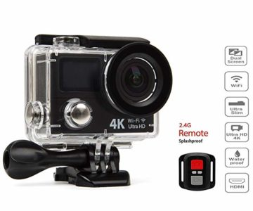 4K UHD Action Camera for only $19.99