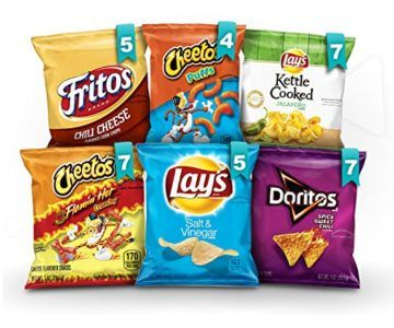 35 Pack of Frito Lay Chips for $8