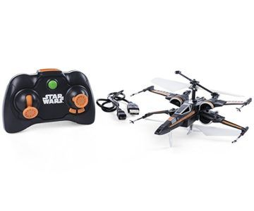 Air Hogs Poe's Boosted X-wing Fighter on sale for $9.43 (normally $59.99)