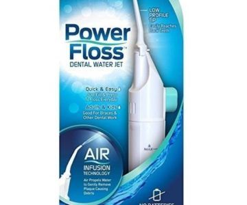 Air Powered Dental Floss Water Jet System for $6.99 w/Free Shipping