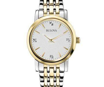 Bulova Women's Diamonds Collection Watch $89.99 (normally $325)