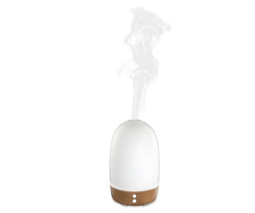 95% off Homedics Ellia Thrive Ultrasonic Aroma Diffuser