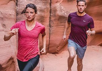 40% off Saucony Running Apparel