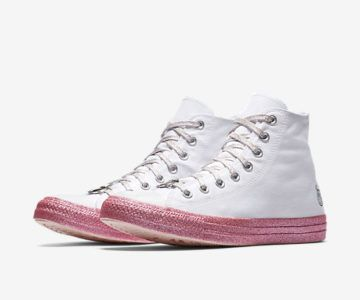 50% off Converse x Miley Cyrus Chuck Taylor All Star High