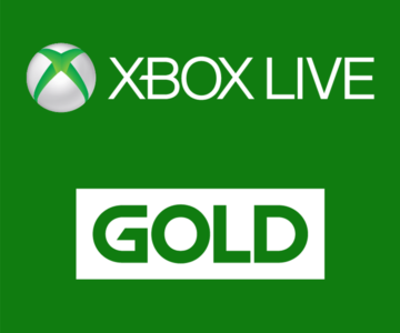 1 Year of Xbox Live Gold for $45