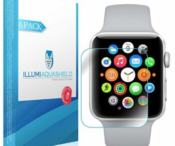 6 Pack Apple Watch Screen Protector for $2.67