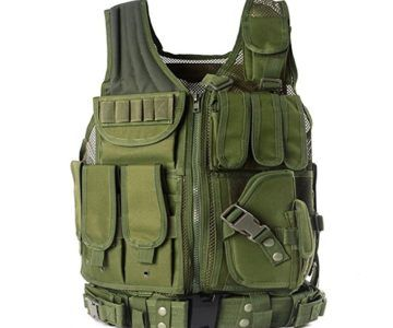 50% off Army Tactical Vest – Only $19.84 After Coupon