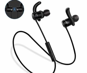 75% Off Techvilla Wireless Magnetic Sport Earbuds
