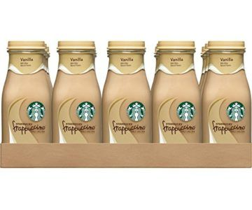15 Pack of Starbucks Vanilla Frappuccino for only $18.51