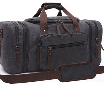 Vintage Weekender Travel Bag $9 (Normally $30)