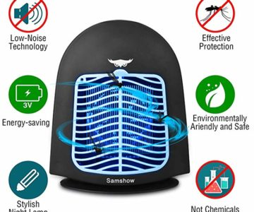 Electric Bug Zapper for $11.99