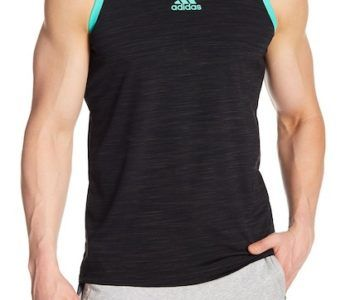 Adidas Black Mint Tanktop on sale for under $10