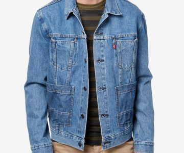 66% off Levi's Denim Trucker Jacket – $29.99 with Free Shipping