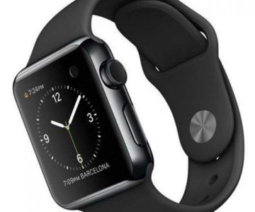 42mm Space Gray Watch Series 3 for $228