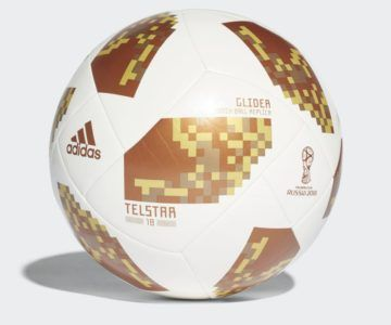Adidas World Cup Soccer Ball on sale for $8
