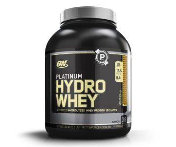 50% off Platinum HydroWhey Protein Powder