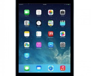Apple iPad Air in Space Gray for $125 Shipped