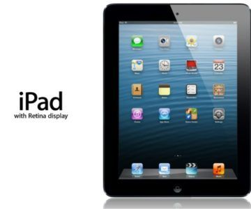 TODAY ONLY – iPad Retina for only $99