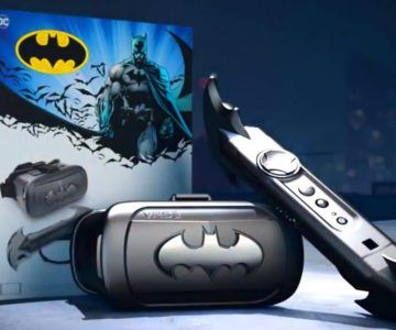 VRSE Batman Virtual Reality Set on sale for just $14 (normally $70)