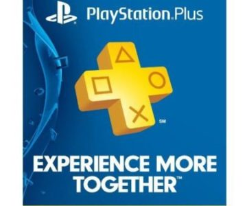 Sony PlayStation Plus 1 Year Membership Subscription for $46.75