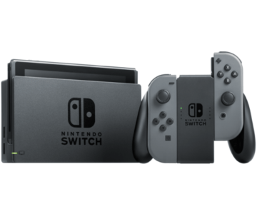 Nintendo Switch DIRECT FROM NINTENDO for only $234 Shipped
