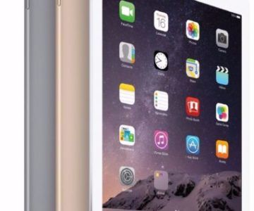 Get an Apple iPad Air 2 for only $153 Shipped