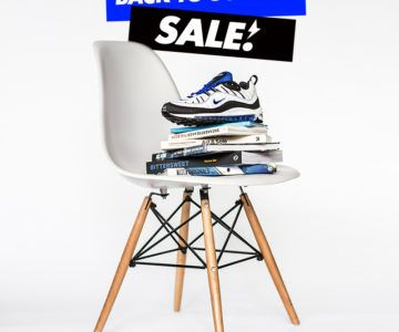 Extra 25% Off Sneakers – Back To School Sale