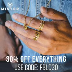 30% off Site-Wide Mr SFC Labor Day Sale