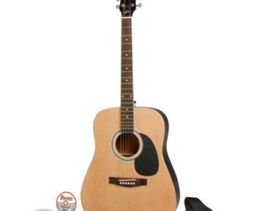Maestro by Gibson Full Size Acoustic Guitar Kit On Sale For $55