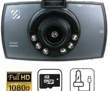 Scosche HD Dash Cam on sale for $8.99