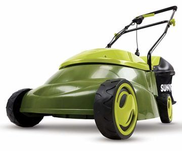 "Sun Joe ""Mow Joe"" 14 Inch Electric Lawn Mower for only $59.99 (60% off)"