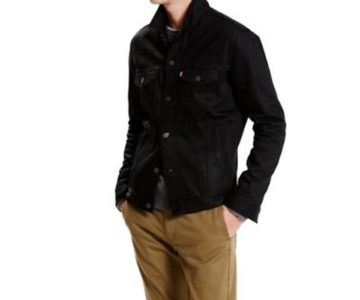 Levi's Men's Denim Jacket on sale for just $34.97