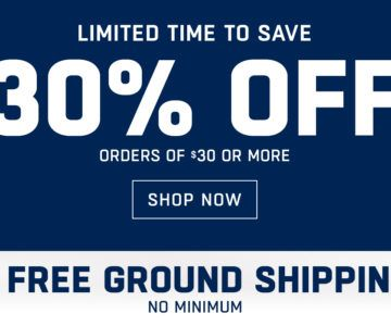 Save 30% off at Lids + Get Free Shipping