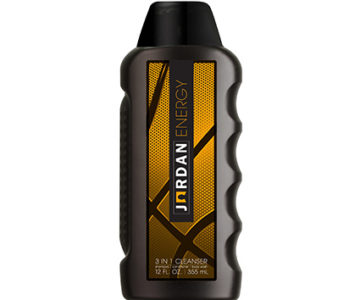 Energy By Michael Jordan Shower Gel on sale for $1.75 with Free Shipping
