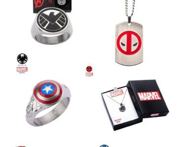 20% off Marvel Jewelry Collection