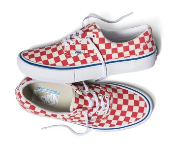 Vans Era Checkerboard Shoes on sale for $25 (normally $60)