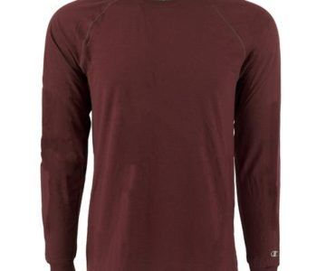 Champion Vapor® Men's Long Sleeve Shirts on sale for $3.99