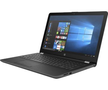 15″ HP Laptop for $206