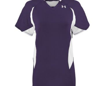 Under Armour Women's Power Performance Jersey for $4.99 Shipped