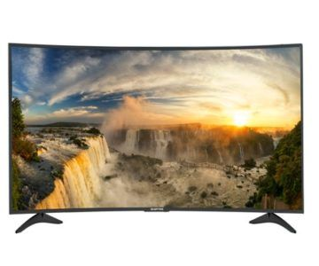 65″ Curved 4K UHD TV for $419.99