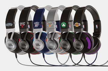 NBA x JBL Synchros S300 Headphones for only $39.99 with FREE 2-Day Shipping
