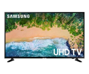 Samsung 50″ 4K UHD Smart TV for only $275