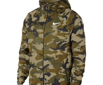 Nike Dri-FIT Camo Jacket on sale for just $37.50