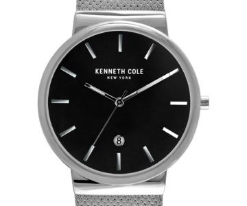 Kenneth Cole Men's Classic 40mm Watch for $31.25 (retail $125)