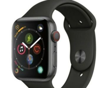 NEW Apple Watch Series 4 GPS + LTE 44mm for only $350 (retail $529)