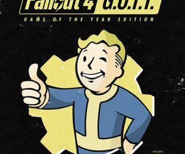 Fallout 4: Game of the Year Edition (includes all DLC) on sale for $11.99
