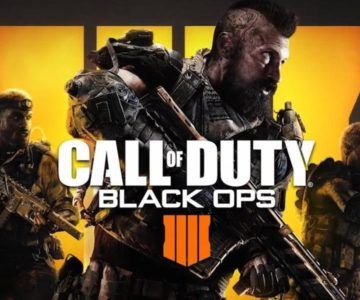 Call of Duty: Black Ops 4 for PS4 and Xbox One on sale for $28