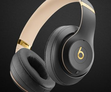 Beats by Dr. Dre Studio3 Wireless Bluetooth Headphones for $195 (originally $350)